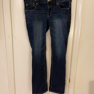 Express Size 10 Jeans